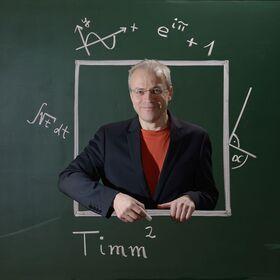 """Bild: Prof. TIMM SIGG - """"Das Leiden des jungen Professors"""""""