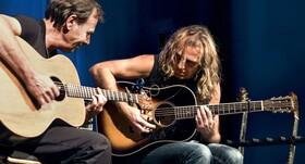 Bild: Autschbach & Illenberger - Legendäres Gitarren-Duo