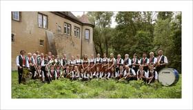 Bild: Promenadenkonzert mit der Musikkapelle Wachbach