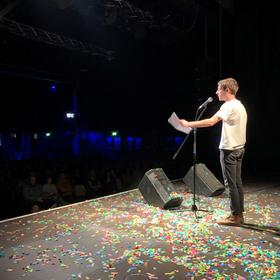Bild: Poetry Slam - Abend-Termin
