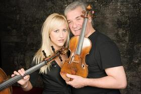 Bild: Pinchas Zukerman / Amanda Forsyth / English Chamber Orchestra