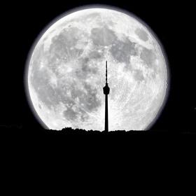 Bild: Jazzkonzert an Vollmond - für Nachtschwärmer