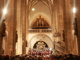 Bild: J. S. Bach: Weihnachts-Oratorium IV-VI