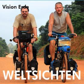 Bild: Weltsichten - 5 Jahre Fahrrad - 30 Jahre danach