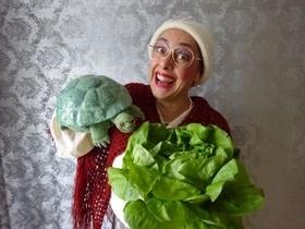 Bild: Die Schildkröte hat Geburtstag