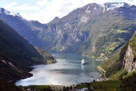 Bild: Reisereportage - Hurtigruten