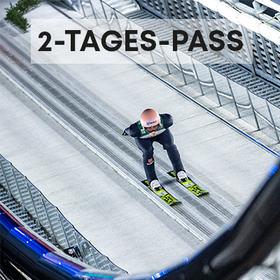 Bild: 69. Vierschanzentournee | 2-Tages-Pass