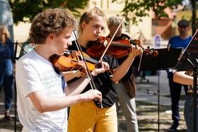 Bild: Förderpreis der Musikakademie Rheinsberg - Konzert mit dem KiJuMu Rheinsberg e.V.