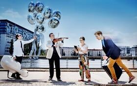 Bild: Kuss Quartett