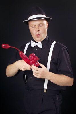 Bild: Die Mitmach-Kinder-Zaubershow