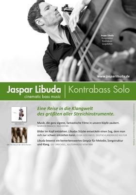 Bild: Jaspar Libuda - Eine Reise in die Klangwelt des größten aller Streichinstrumente. - Kontrabass Solo