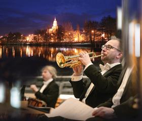 """Bild: """"Festliches Barockkonzert"""" (Ersatztermin Neujahrskonzert) - mit der Philharmonie Neubrandenburg und Solisten"""