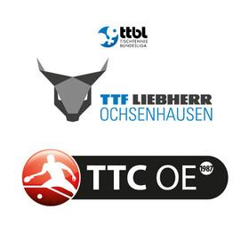 Bild: TTF Liebherr Ochsenhausen vs. TTC OE Bad Homburg
