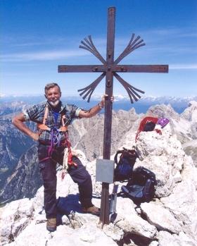 Digitaler Bildvortrag mit Wolfgang Rauschel - Südtirol bis Großglockner