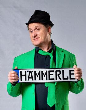 Bild: Bernd Kohlhepp - Hämmerle kommt!