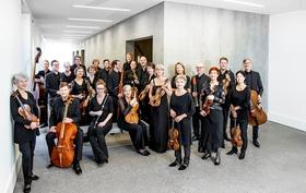 Bild: Freiburger Barockorchester, Jaroslav Roucek (Trompete), Gottfried von der Goltz (Leitung)