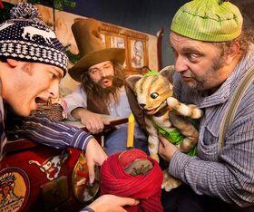 Bild: Pettersson kriegt Weihnachtsbesuch | ab 4 J.