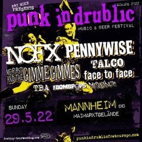 Bild: Punk in Drublic mit NOFX, Frank Turner & The Sleeping Souls u.v.a