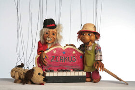 Bild: Knolle im Zirkus (4+)