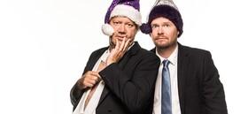 Bild: Michael Frowin & Dietmar Löffler - Halleluja, Angela! Der Kanzlerchauffeur feiert Weihnachten