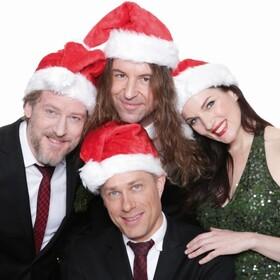 Bild: Weihnachten mit LaLeLu - LaLeLu - a cappella - comedy