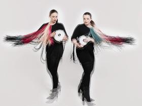 Bild: Saison Herbst/Winter - Porter Percussion Duo - Jessica & Vanessa Porter