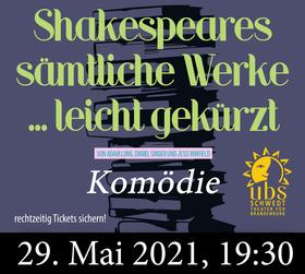 Bild: Shakespeares sämtliche Werke … leicht gekürzt