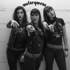 Bild: Motörqueens - European Female Motörhead Tribute