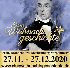 Bild: Eine Weihnachtsgeschichte - Gastspiel Hennigsdorf