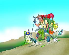 Bild: Pilgerwahnsinn - Warum der Jakobsweg süchtig macht