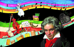 Bild: Beethoven packt aus - Beethoven packt aus