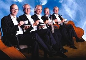 Bremer Kaffeehausorchester Champagnerlaune