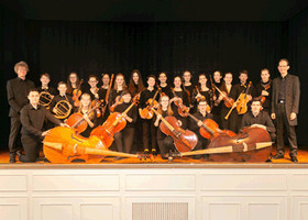 Bild: Landesjugendbarockorchester