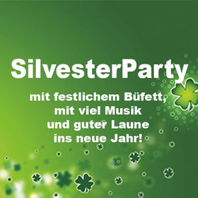 Bild: Silvesterparty - mit DJ und festlichem Menü
