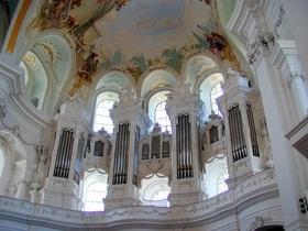 Bild: Adventskonzert mit der Royal Academy of Music London - Vorweihnachtliche Musik in der Abteikirche Neresheim
