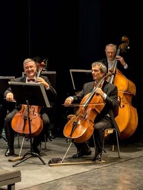 Bild: Neujahrskonzert mit Solisten und Orchester - des Sorbischen National-Ensembles Bautzen