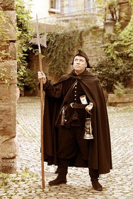 Bild: Historix-Tours: Wächter, Gauner, düstre Gassen - Stadtführung mit Schauspieler