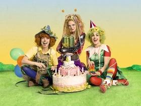 Bild: 40 Jahre Traumzauberbaum - Das Geburtstagsfest - Ein Familienmusical von Monika Ehrhardt und Reinhard Lakomy