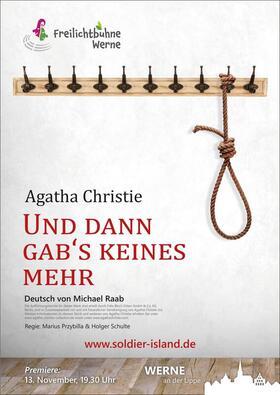 Bild: Agatha Christie -