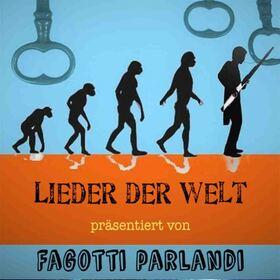 """Bild: Die """"fagotti parlandi """" Show: Lieder der Welt"""