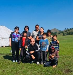Terra Incognita Tuva - Eine Reise zu Nomaden, Musikern und Schamanen mit Ulrich Balß