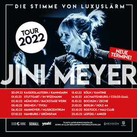 Bild: Jini Meyer - Tour 2021