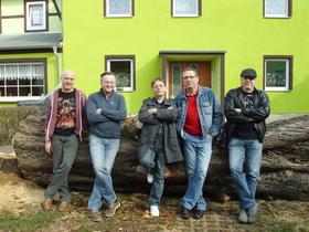 Bild: Konzert mit der Band