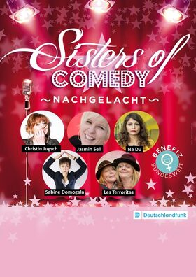 Bild: Sisters of Comedy - Livestream Ticket