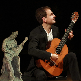 Bild: Das große Finale - Verleihung DGP 2020 + Konzert Pavel Steidl (oder Goran Krivokapic)