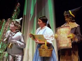 Bild: Der Zauberer von Oz - Theater Märchenhaft