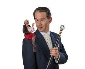 Bild: Zaubersalon in Langen - Eine Zauberin, ein Zauberer und zwei zauberhafte