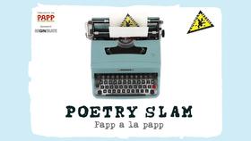 Papp a la Papp - Poetry Slam - Moderiert von Marie Gdaniec