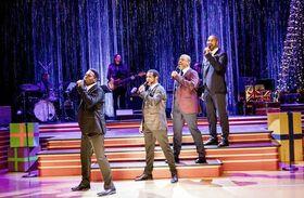 Motown goes Christmas* - Musikrevue mit Liveband