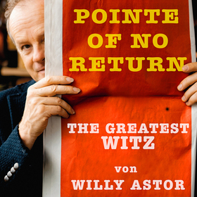 Bild: Willy Astor auf der Schwabenbühne - Pointe of no Return
